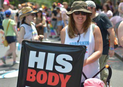 NYC Pride Parade 2013 b